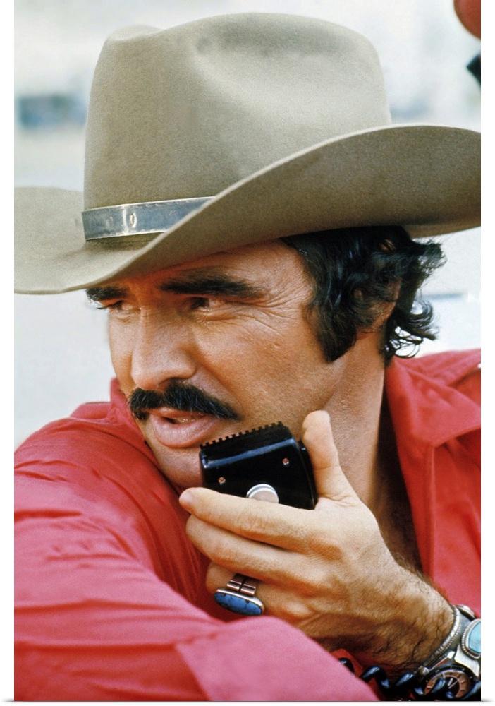 RW0 PRINT IMAGE PHOTO SMOKEY AND THE BANDIT MOVIE POSTER Burt Reynolds RARE