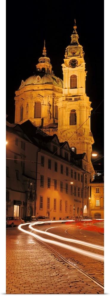 Poster Print Wall Art entitled Prague Czech Republic
