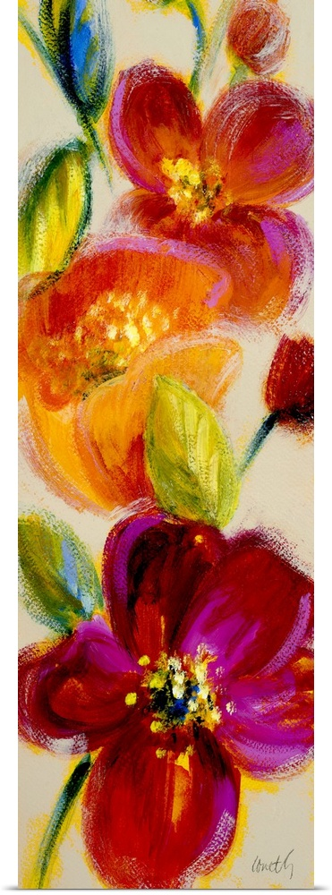 Poster Print Wall Art entitled Spring is Calling II