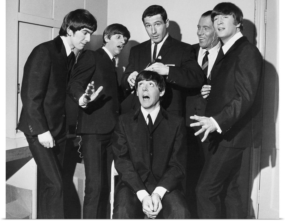 """The Beatles, 1964"" Poster Print   eBay"