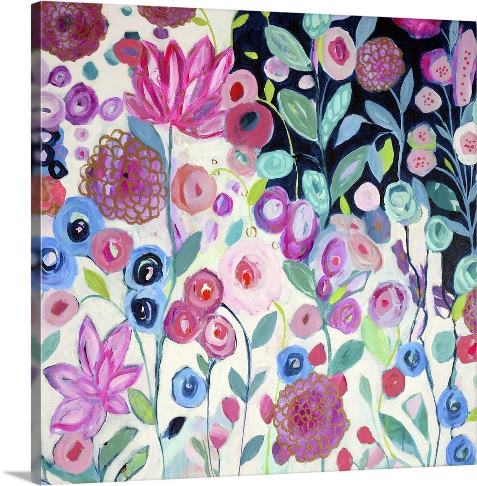 Solstice  Canvas Art Print