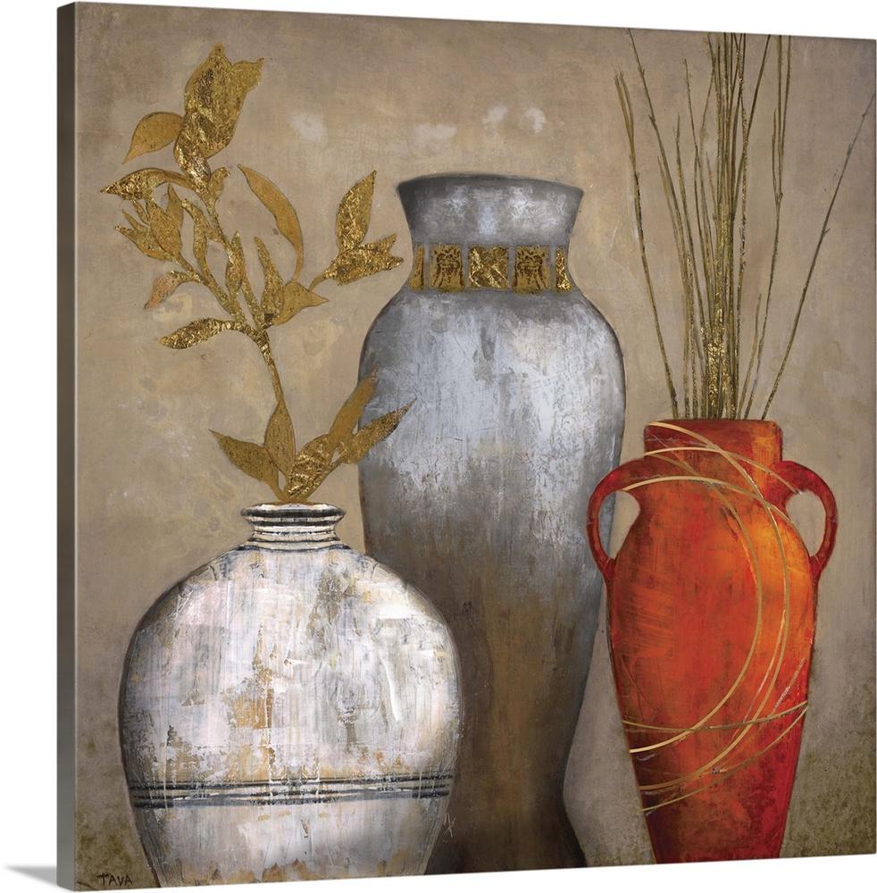 Solid-Faced Canvas Print Wall Art entitled Mia Casa a Portofino I