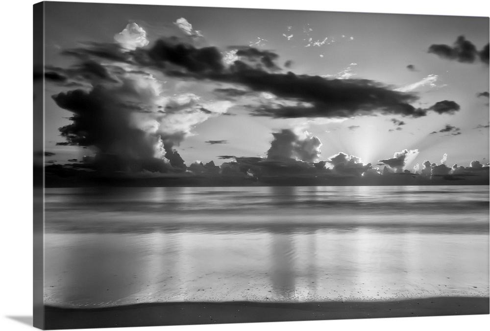 Canvas Kunst Drucken  Atlantic Sunrise No. 19