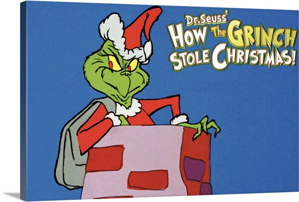 How the Grinch Stole Christmas (1966