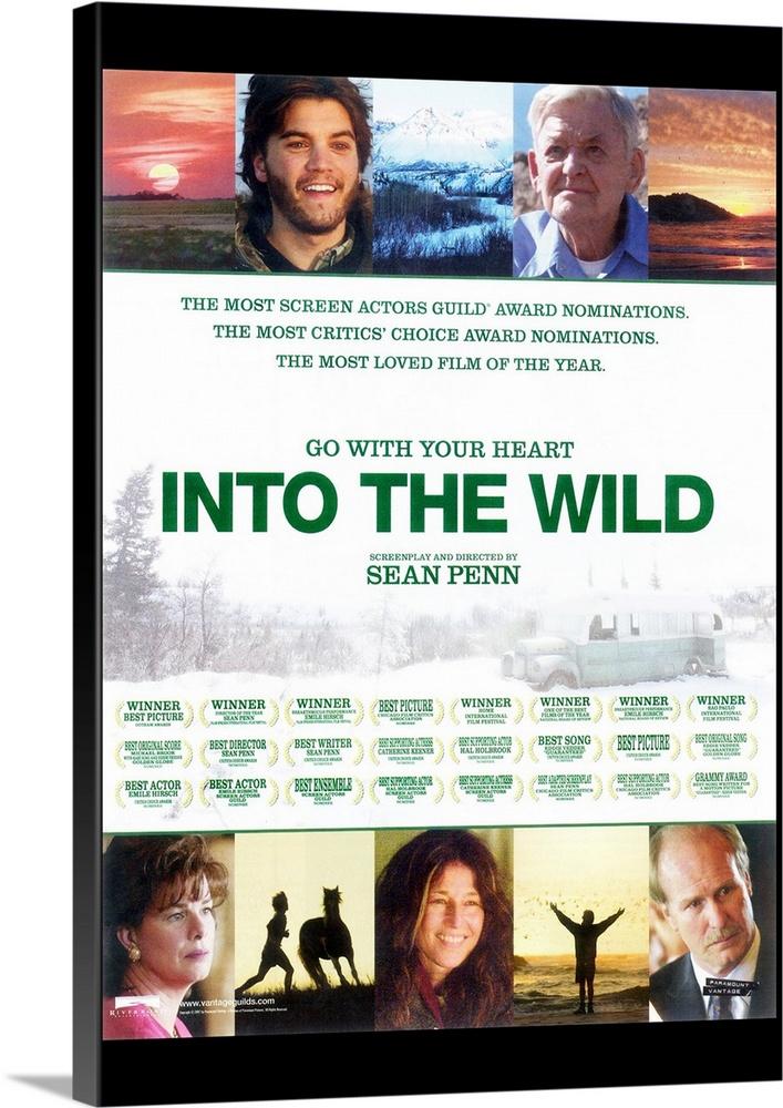 Canvas Kunst Drucken  Into The Wild (2007)