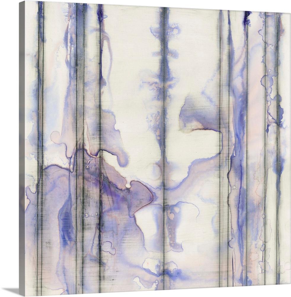 Canvas Kunst Drucken  Visible Sound I